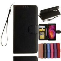 For Xiaomi 8 Redmi 4A 5 Shockproof Magnetic Flip Card Wallet Leather Case Cover