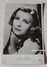 CP PHOTO de Greta GARBO - Actrice - La Femme aux deux visages - Ninotchka