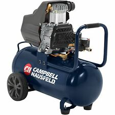 Campbell Hausfeld Air Compressor 8 Gallon Oil-Free Portable Inflator 1.3 HP/150P