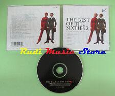CD BEST SIXTIES 2 compilation 1998 ANIMALS DONOVAN SEARCHERS (C28) no mc lp dvd