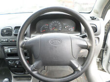 2002 Kia Rio Hatch Steering Wheel S/N# V6782 BH7694