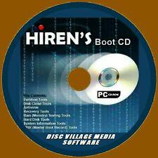 Hirens Boot CD Anti-Virus reinigen wieder Tools Test optimieren erholen erhalten PC
