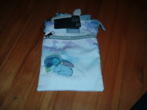 LOUNGEFLY DISNEY STITCH SLEEPING IN CLOUDS CROSSBODY BAG~ WITH TAGS~ NEW~ STRAP~