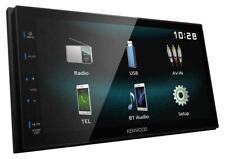 "KENWOOD DMX120BT 6.8"" DIGITAL MULTIMEDIA iPHONE MP3 BLUETOOTH STREAM ANDROID NEW"