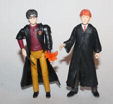 """Mattel Harry Potter Harry & Ron 5"""" Action Figure Lot"""