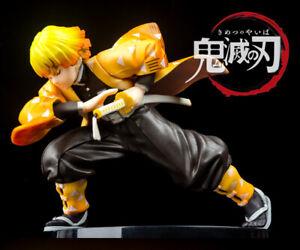 Demon Slayer: Kimetsu no Yaiba Agatsuma Zenitsu Super Premium Figure