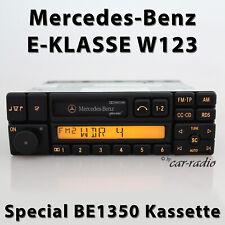 Original Mercedes Special BE1350 Becker Kassette W123 Radio E-Klasse C123 S123