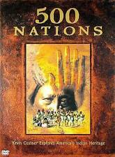 NEW 500 Nations (DVD)