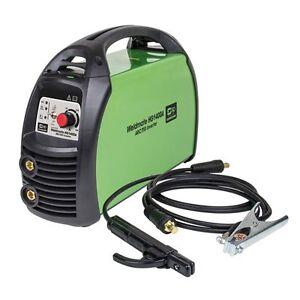 SIP Weldmate HG1400A Inverter Arc mma Welder 140 amps c/w welding leads & Rods