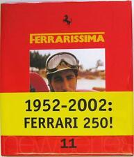 FERRARISSIMA 11 NEW SERIES BRUNO ALFIERI LIMITED EDITION CAR BOOK