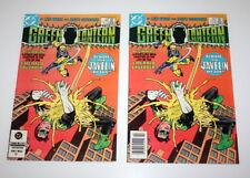 Lot of 2 Green Lantern # 173 1st Javelin Newsstand & Direct Editions High Grade