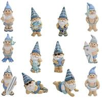 Nautical Seaside Themed Beach Gnomes / Garden Gnome / Garden Ornament