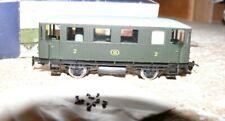 K23  Piko 6514-040 Personenwagen 2. Klasse SNCB