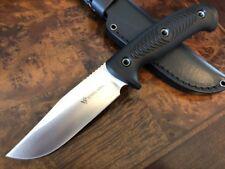 Steel Will Knives ROAMER R315-1BK - 9Cr18MoV - Black Handle  - Authorized Dealer