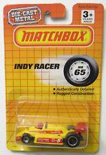Matchbox #65 Indy Racer