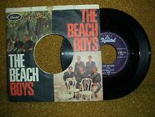 "7"" Single BEACH BOYS ""I Get Around/Don´t Worry Baby"" Capitol K 22 740"