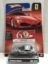 Mattel Hot Wheels Ferrari Racer 365 GTB MOC, 2007