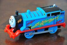 Mattel THOMAS TRACKMASTER MOTORISED ENGINE - THOMAS - Lightning Bolt - AS NEW