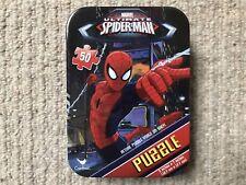 50 pieza Ultimate Spider-Man Mini Rompecabezas Nuevo-Perfecto Stocking Relleno!