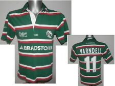 Rare 2005-07 RFC Leicester Tigers Varndell #11 Rugby Shirt Jersey young size Y