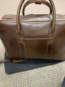SATCHEL & PAGE COUNSELOR BRIEFCASE