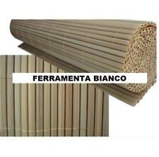 ARELLA FRANGISOLE IN PVC EFFETTO BAMBOO - 100X300cm