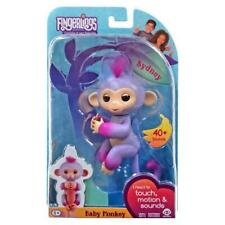 WowWee 3727 Fingerlings 2tone Monkey Ava Interactive Toy Large Multi-colored