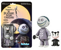 """THE NIGHTMARE BEFORE CHRISTMAS """"BARREL"""" ACTION FIGURE 10cm"""