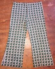 1970's Vintage Hippy Disco Pants Beeline Fashions Size 14 Super Cool