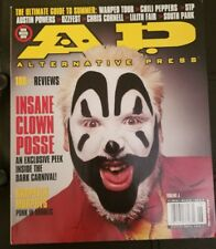 A.P. Magazine Jun 99 - Insane Clown Posse Violent J Cover ozzfest wraped tour
