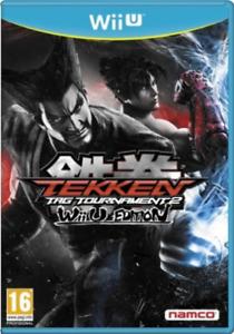 Wii-U-Tekken Tag Tournament 2 /Wii-U GAME NEW