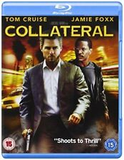 Collateral (Special Edition) [Blu-ray] [2004] [DVD][Region 2]