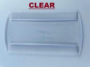 Double Sided Nit Combs Head Lice Detection pet dog cat flea peine para piojos
