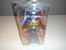 Star Wars Darth Vader Celebration III 3 Exclusive Action Figure 2005 Hasbro NEW