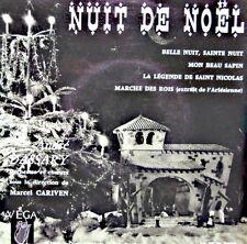 ANDRÉ DASSARY nuit de noel MARCEL CARIVEN EP mon beau sapin/marche des rois EP++