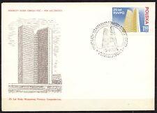POLAND 1974 FDC SC#2035 COUNCIL of MUTUAL ACON. ASSIS