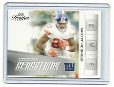09 Prestige-Touchdown Sensations-Brandon Jacobs