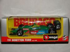 BURAGO FORMULA 1 BENETTON FORD b188, Berger, Nannini, Grand Prix f1