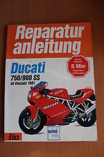 Ducati  750 900 SS ab 1991 Reparaturanleitung Handbuch