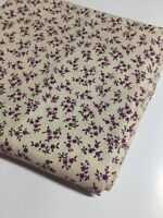 Vintage   Wool Viyella Fabric 80 cm wide x 2.80 metres - Gorgeous !!!