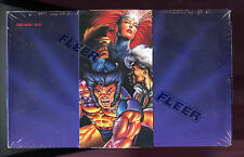 1995 Fleer Marvel Masterpieces Card Set Wax Pack Box Comic Masterpiece