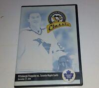 Pittsburgh Penguins Classic vs. Toronto Maple Leafs 12/27/2000 Lemieux NHL DVD