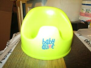 Baby Alive Magnetic Potty Chair Replacement  Green - Potty Dance Baby Alive