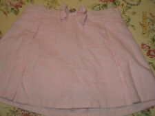 Size 3 Nwt Crazy 8 Light Pink Skirt Skort - soft corduroy - Very Sweet