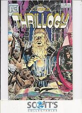 Thrillogy  #1  VG  (Pacific Comics)