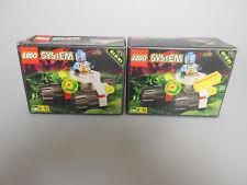 Lego® System 2x Set UFO 6818 Neu und ungeöffnet