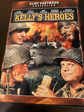 Kellys Heroes (DVD, 2000, Clint Eastwood Collection)
