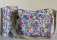 NEW! KIPLING KYLER CITRUS MASH BABY DIAPER CROSSBODY SLING BAG PURSE $149 SALE