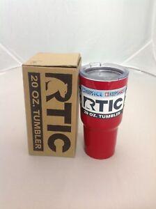 RTIC 20oz TUMBLER POWDER COATED GENERATION ONE