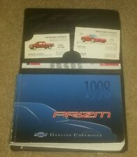 price of 1998 Chevy Prism Travelbon.us